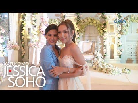 Kapuso Mo, Jessica Soho: Bianca Umali, ipinasilip ang kanyang engrandeng debut