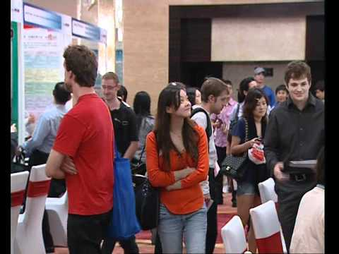 Job fair for Expats in China.wmv