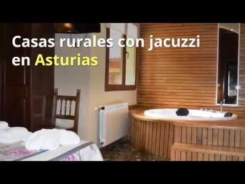 Casas Rurales Con Jacuzzi Privado En Asturias Youtube