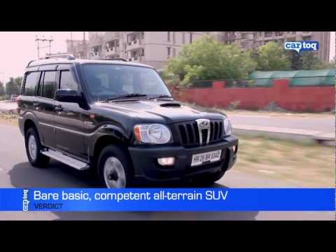 Mahindra Scorpio LX 4WD Video Review by Cartoq.com