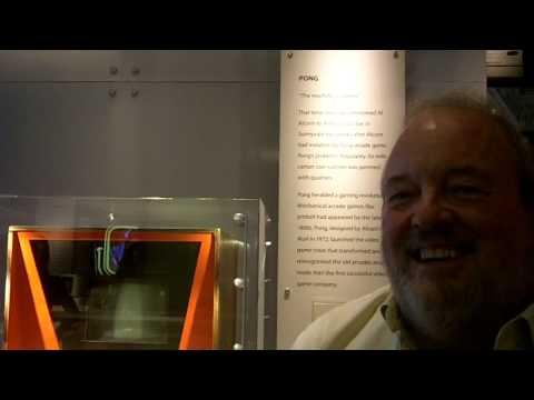 Al Alcorn talks about creating Pong at Atari in 1972