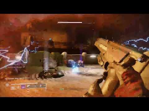 Destiny 2 with my warlock part 8