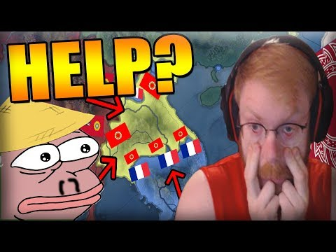 THE BIGGEST DISASTER IN MY HOI4 MP CAREER! WHAT HAPPENS WHEN TOMMY PLAYS SIAM!? - HOI4 Multiplayer