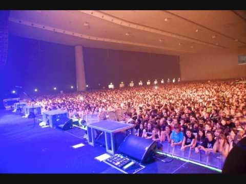 Linkin Park- Session live in Graz