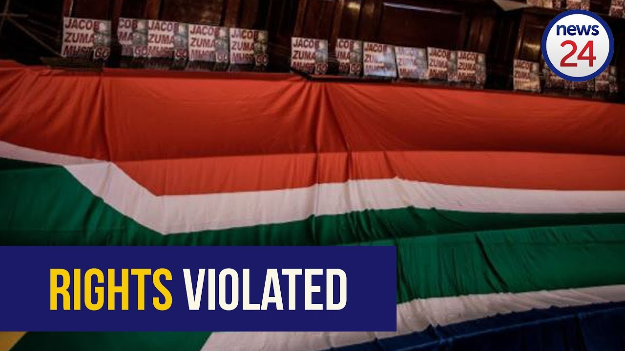 Violence against women, corruption biggest human rights violations in SA - report