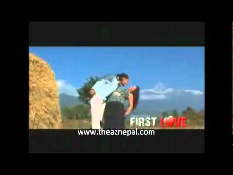 Nepali Movie - First Love (Full Song) Pahilo Premko Pahilo Panchi.flv