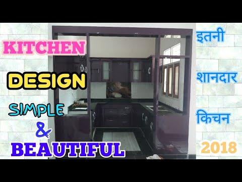 Low Cost Kitchen  Low budget modular kitchen design ...
