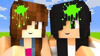 Minecraft - LABORATÓRIO DE SLIME