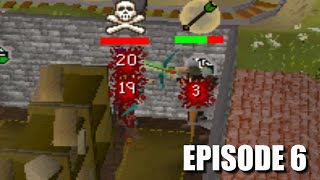 Runescape 2007 - Deadman Mode Adventures #6 - DON