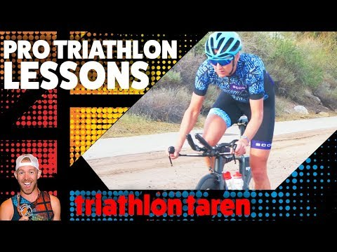 PRO TRIATHLON TRAINING lessons all age groupers will benefit from