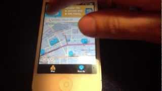 Обзор приложения для iphone - map free wi-fi