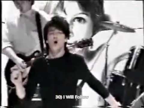 Top 30 U2 Songs