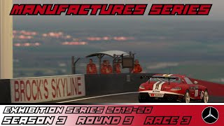 Manufacturer Series | Exhibition Series Season 3 - Round 9 // Race 3 | Sport Mode