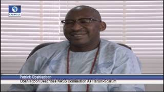 Obahiagbon Says House of Reps Fracas Is Harum Scarum Act of Political Gambadorism