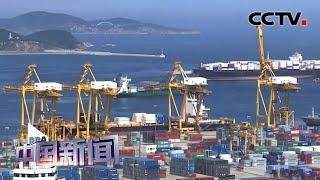 [中国新闻] 5月份中国物流业景气指数保持平稳回升   CCTV中文国际