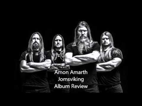 Amon Amarth - Jomsviking - album review by RockAndMetalNewz