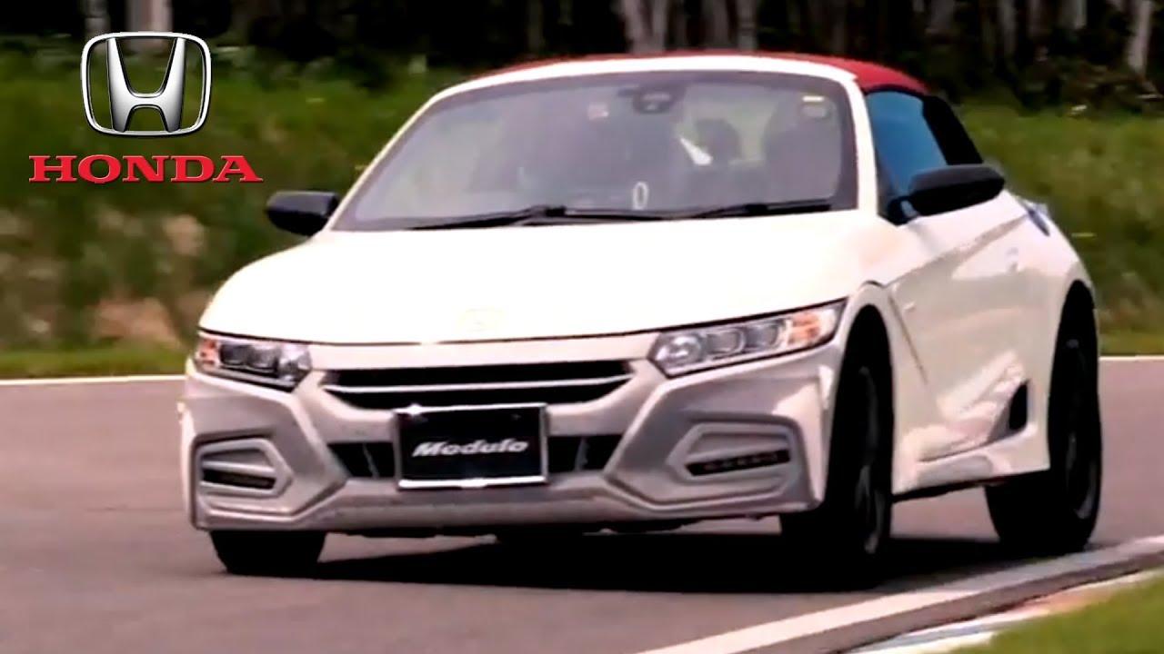 ホンダs660モデューロx Honda S660 Modulo X Japanese Youtube