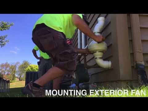 Radon System Installation