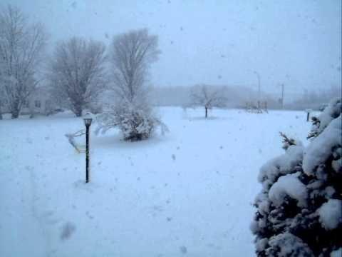 snow at  4:30 001.MOV