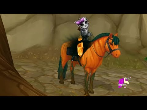 Ghost Soul Shards Location Sunday Star Stable Online Halloween Quest Game Video