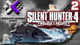 Silent Hunter 4: Wolves of the Pacific by SKS Plays - Mission 1: Cargo Ships [Episode 2]