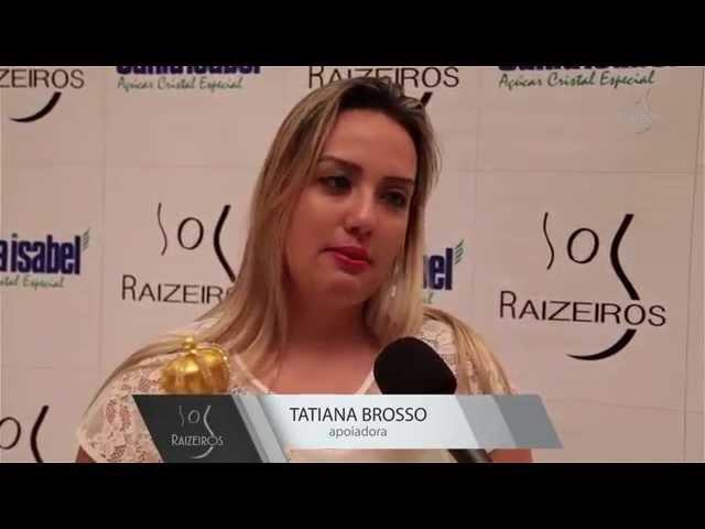Público comenta o show Raizeiros