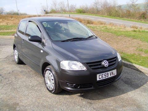 www.bennetscars.co.uk 2009 VW Fox 53k NOW SOLD
