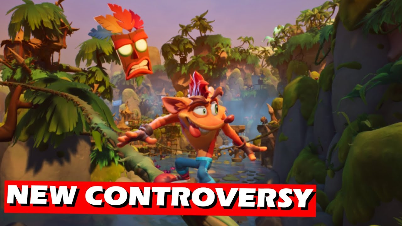 Crash 4 Has Made Fans Mad Again and This Time It's a Dumb Reason - Crash Bandicoot News