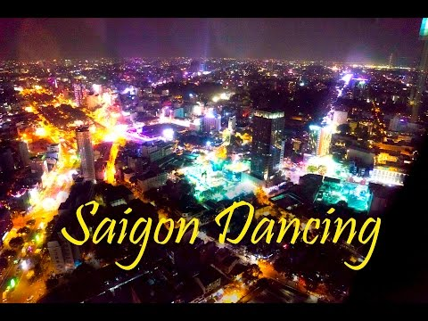 Saigon Dancing