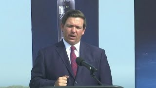 Gov. DeSantis announces new rocket company at Cape Canaveral