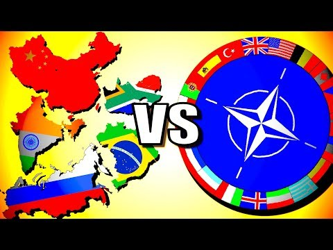 BRICS vs NATO! | Hearts of Iron 4 [HOI4 Modern Day]