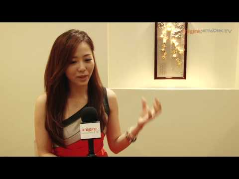 Jane Zhang (張靚穎)'s Interview in Singapore