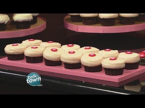 RECIPE # 5461 Sprinkles Strawberry Cupcakes