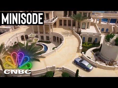 FLORIDA BILLIONAIRE'S $159M MEGA-MANSION   Secret Lives of The Super Rich