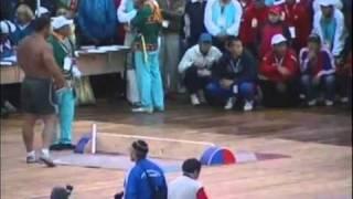 Мас-рестлинг Абсолютный Чемпионат России 2009 ч2