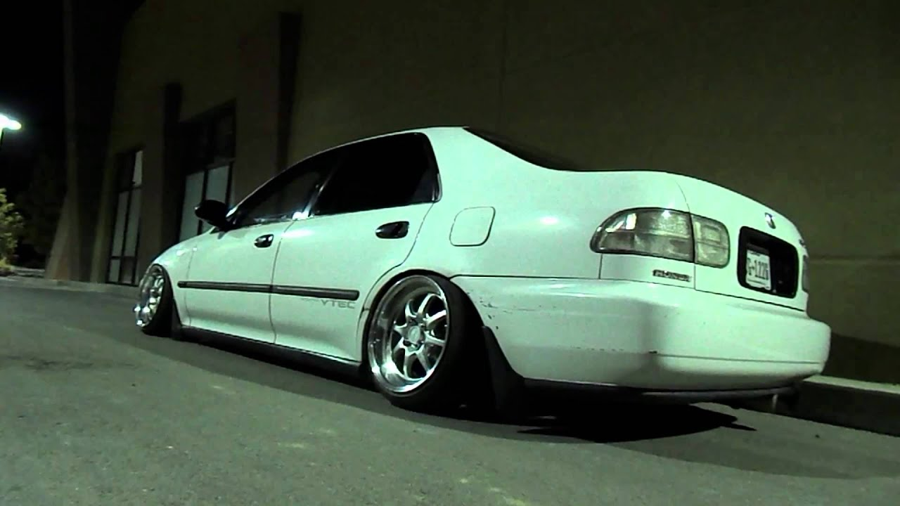 New Honda Accord >> Slammed Civic eg8 & Accord cg2 - YouTube