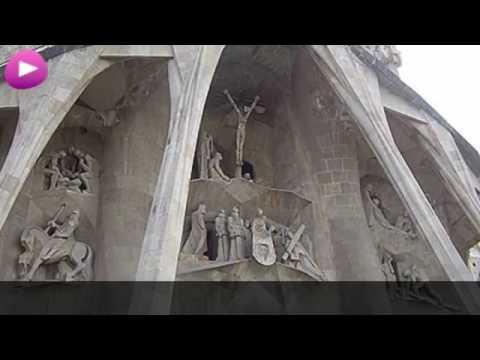Sagrada Familia Wikipedia travel guide video. Created by http://stupeflix.com
