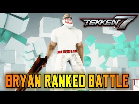 TEKKEN 7 | Bryan Ranked Matches #2 | Getting Better!
