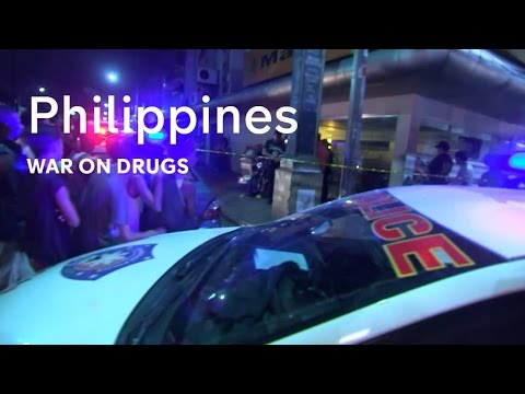 Rodrigo Duterte: on the frontline of the Philippines' drug w