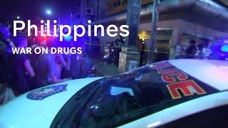 Rodrigo Duterte: on the frontline of the Philippines' drug war