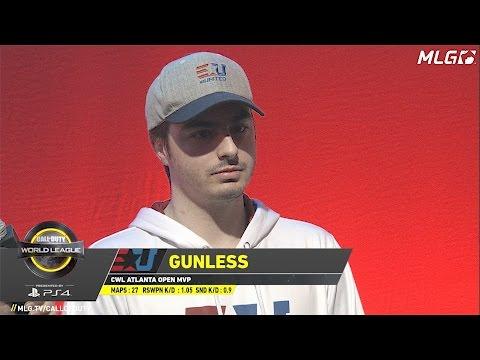 eUnited's Gunless Interview - #CWLDallas Open