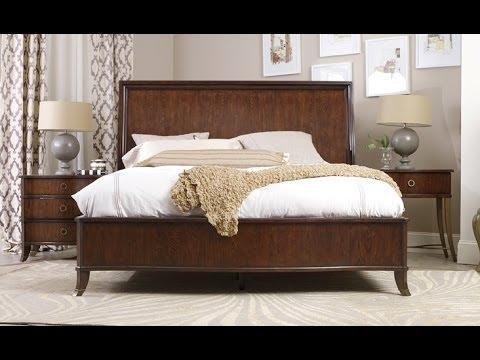 Dossier Bedroom (5331) by Hooker Furniture - YouTube