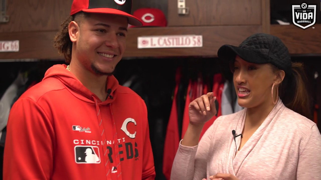 Cincinnati Reds Pitcher Luis Castillo On His Fire Season His