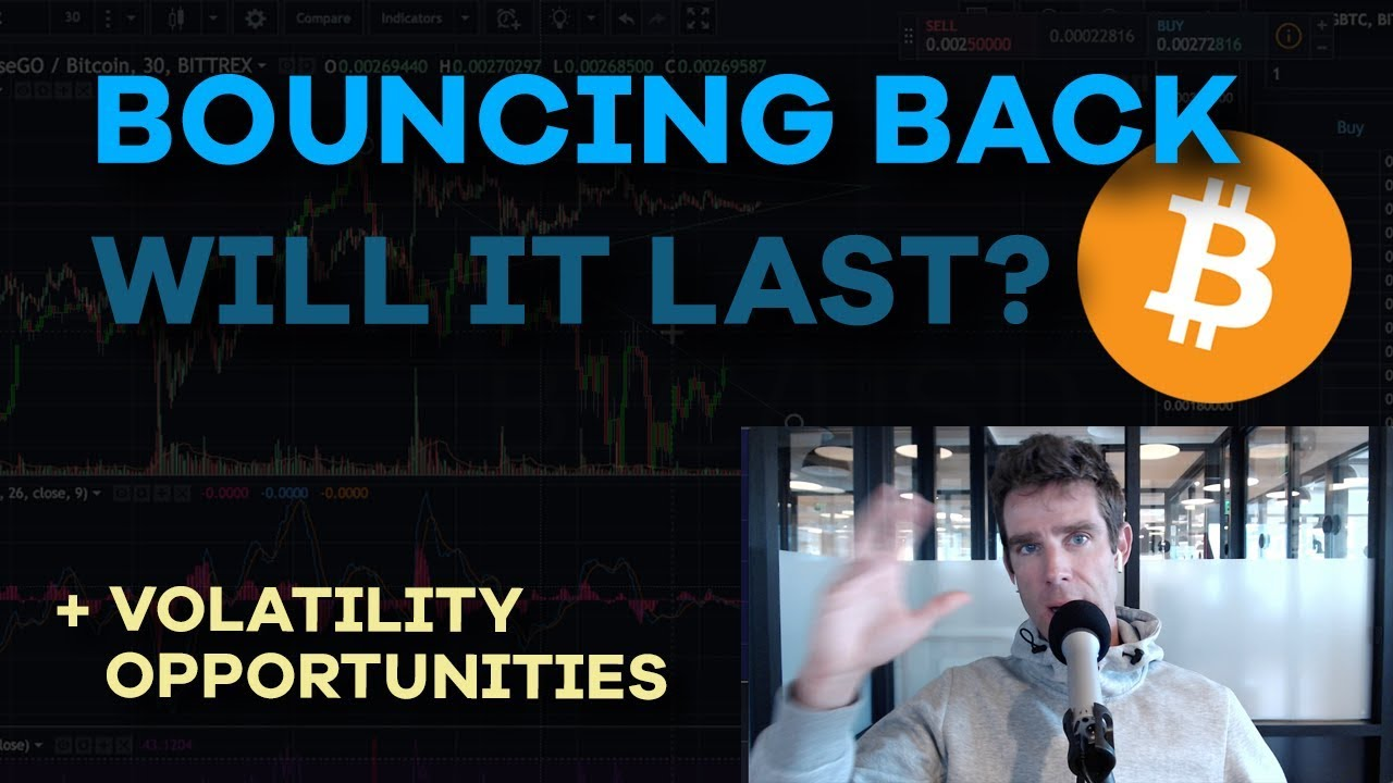 Bouncing Back! Will This Last? Support Levels, Alt Insights, Market Pattern Fallacies - Ep 128