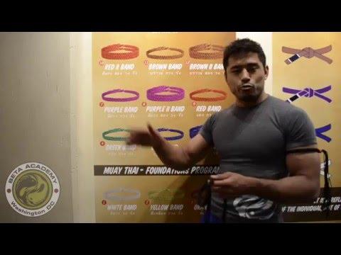 Muay Thai: Prajioud (Armband) Explaination