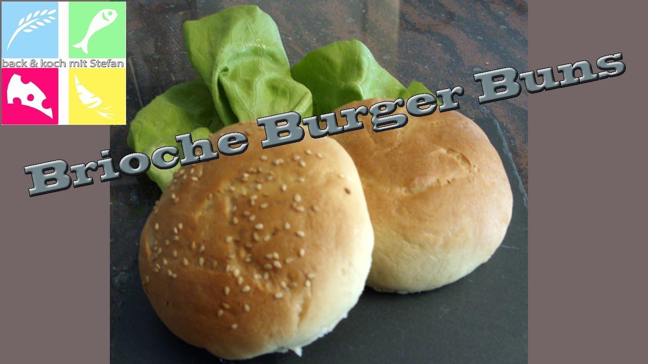 Brioche Burger Brötchen Kaufen