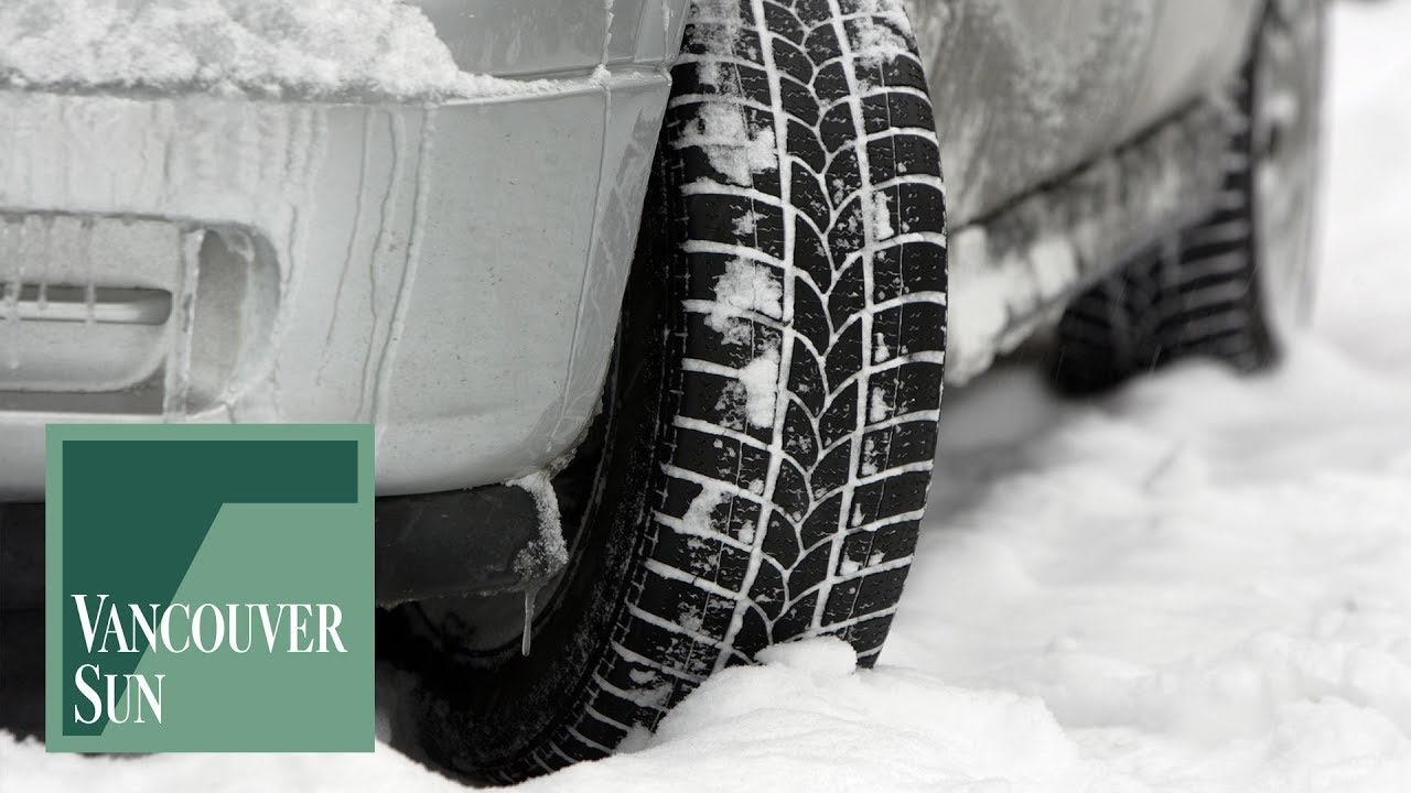 Winter Tires Vancouver >> Winter Tire And Chain Requirements Start Today In B C