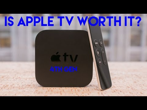 Should you buy the Apple TV 4? Unbox/Review