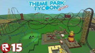 Roblox - Episode 15 | Theme Park Tycoon 2 - Infinity / FR