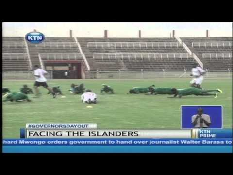 Harambee stars gears up for Comoros